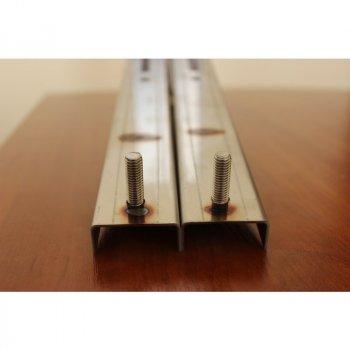 Кронштейни для кондиціонерів ClimatForYouК2 нержавійка (Нержавіюча сталь)