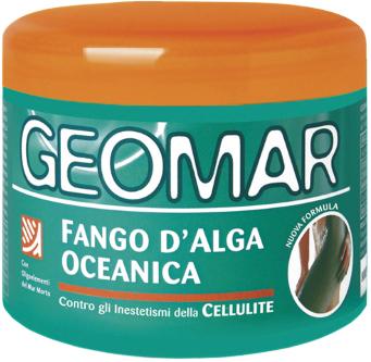 Средство Geomar Body грязевое антицеллюлитное с Океаническими водорослями 500 мл (8003510014316)