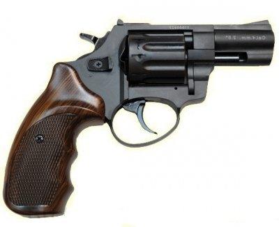 """Револьвер под патрон Флобера Stalker 2,5"""" wood"""