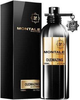 Парфюмированная вода для женщин Montale Oudmazing 100 мл (3760260450386)