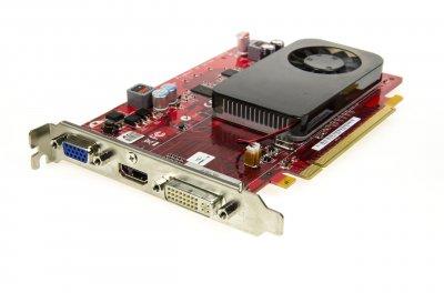 AMD Radeon HD4650 1GB (128bit) (DVI,VGA, HDMI)