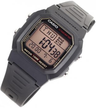 Наручний годинник Casio W-800HG-9AVEF