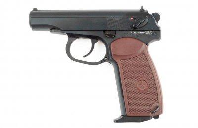Пістолет пневматичний KWC PM blowback (KMB44AHN)