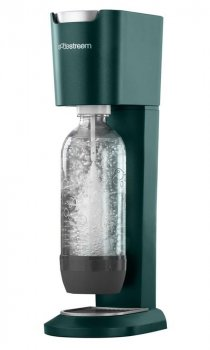 Апарат для газування води Sodastream Genesis Emerald Green (4112756882)