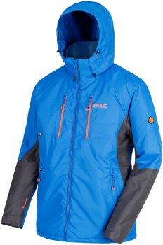 Куртка Regatta Fabens II RMP247-70G Голубая + серая