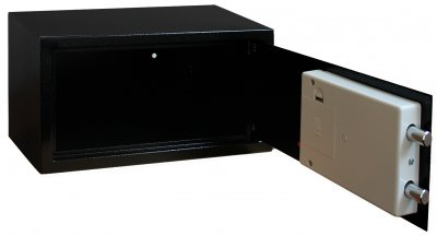 Сейф мебельный SteelNet SN-МС-18Е-9005