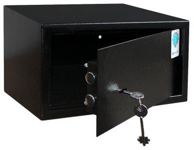 Сейф мебельный SteelNet SN-МС-18К-9005