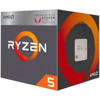Процессор AMD Ryzen 5 2600X (YD260XBCAFBOX)