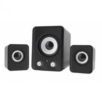Компьютерные колонки Kisonli U-2400 Desktop Speaker 2.1 USB Kisonli
