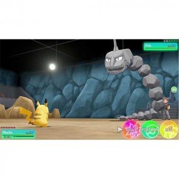 Игра NINTENDO SWITCH Pokémon Let's Go Eevee!