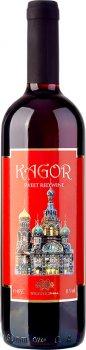 Вино Menada Kagor червоне солодке 0.75 л 11% (3800011412499)