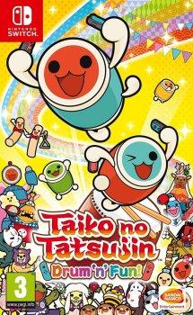 Игра для Nintendo Switch Taiko no Tatsujin Drum n Fun