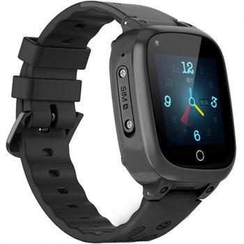 Дитячий годинник-телефон Gelius Pro Care GP-PK004 Black (2099900823664)