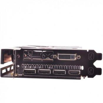 Видеокарта Xfx Radeon Pci-Ex Rx 580 Gts Black Edition 8Gb 256Bit Gddr5 (1405/8000) (Dvi, Hdmi, 3 X Displayport) (Rx-580P8Dbd)
