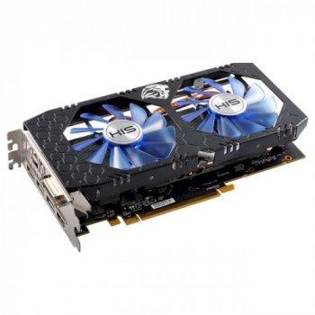 Відеокарта His Radeon Rx 570 Iceq X2 Oc 4Gb Gddr5 256Bit (1264/7000) (Hs-570R4Dcnr)