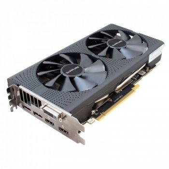 Відеокарта Sapphire Radeon Pci-Ex Rx 570 Pulse 8Gb Gddr5 256Bit (1284/7000) (Dvi, 2 X Hdmi, 2 X Displayport) (11266-36-20G)