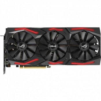 Відеокарта GF RTX 2060 6GB GDDR6 ROG Strix Gaming Evo Advanced Edition Asus (ROG-STRIX-RTX2060-A6G-EVO-GAMING)