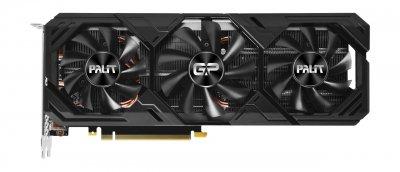 Відеокарта GF RTX 2070 Super 8GB GDDR6 GamingPro Palit (NE6207S019P2-186T)