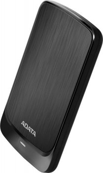 Жорсткий диск ADATA HV320 1TB AHV320-1TU31-CBK 2.5 USB 3.1 External Black
