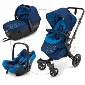 Універсальна коляска 3 в 1 Concord NEO Travel Set Snorkel Blue 2018 (NASL0993)