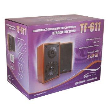Колонки Gemix TF-611 cherry (2.0)
