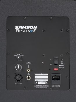 Samson Resolv SE6 (SARESSE6E single)