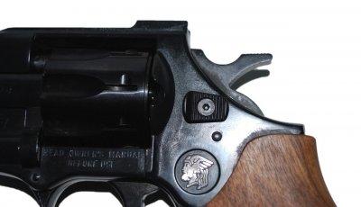 """Револьвер під патрон Флобера Arminius HW4 2.5"""" з дерев'яною рукояттю"""
