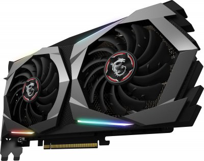 MSI PCI-Ex GeForce RTX 2060 Gaming Z 6G 6GB GDDR6 (192bit) (1830/14000) (3 x DisplayPort, 1 x HDMI 2.0b) (RTX 2060 GAMING Z 6G)