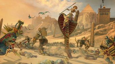 Игра Total War: WARHAMMER II – Rise of the Tomb Kings для ПК (Ключ активации Steam)