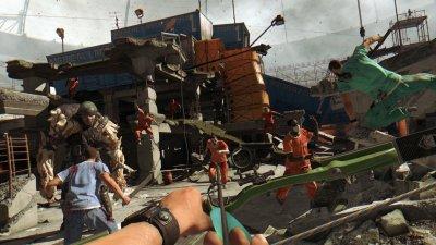 Игра Dying Light – Enhanced Edition для ПК (Ключ активации Steam)