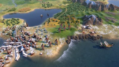 Игра Sid Meier's Civilization VI – New Frontier Pass для ПК (Ключ активации Steam)