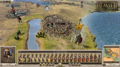 Игра Total War: Rome II – Emperor Edition для ПК (Ключ активации Steam)