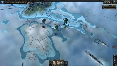 Игра Hearts of Iron IV: Battle for the Bosporus для ПК (Ключ активации Steam)