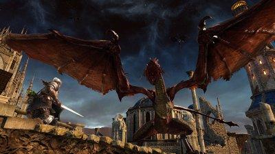 Игра Dark Souls 2: Scholar of the First Sin для ПК (Ключ активации Steam)