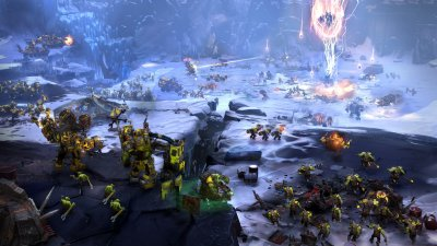 Игра Warhammer 40,000: Dawn of War III для ПК (Ключ активации Steam)