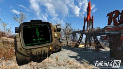 Игра Fallout 4 – VR для ПК (Ключ активации Steam)