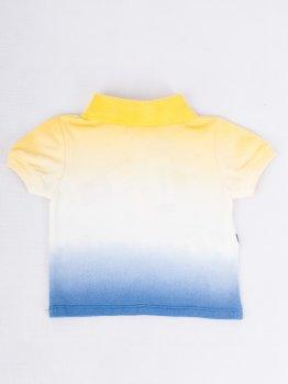 Поло Boboli 313030 (81713) Желтый