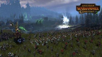 Игра Total War: WARHAMMER – The Grim and The Grave для ПК (Ключ активации Steam)