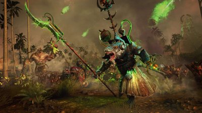 Игра Total War: WARHAMMER II – The Prophet and The Warlock для ПК (Ключ активации Steam)