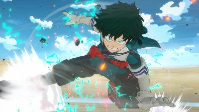 Игра My Hero One's Justice 2 для ПК (Ключ активации Steam)