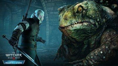Игра The Witcher 3: Wild Hunt – Hearts of Stone для ПК (Ключ активации GOG)