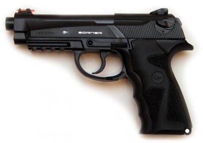 Пістолет пневматичний Borner 306 4.5 мм (8.3040)