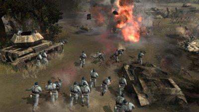 Игра Company of Heroes – Franchise Edition для ПК (Ключ активации Steam)