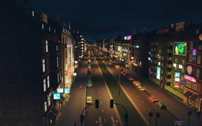 Игра Cities: Skylines – After Dark для ПК (Ключ активации Steam)