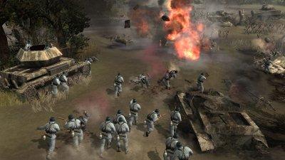 Игра Company of Heroes для ПК (Ключ активации Steam)