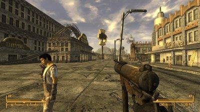 Игра Fallout: New Vegas для ПК (Ключ активации Steam)