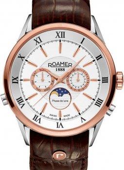 Чоловічий годинник Roamer 508821.49.13.05