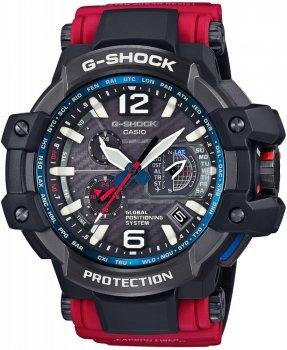 Чоловічі годинники Casio GPW-1000RD-4AER GPS