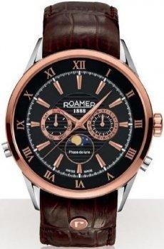 Чоловічий годинник Roamer 508821.49.53.05