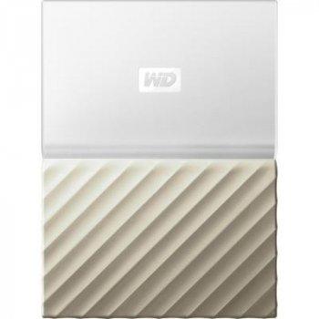 "Внешний жесткий диск 2.5"" 3TB My Passport Ultra Western Digital (WDBFKT0030BGD-WESN)"